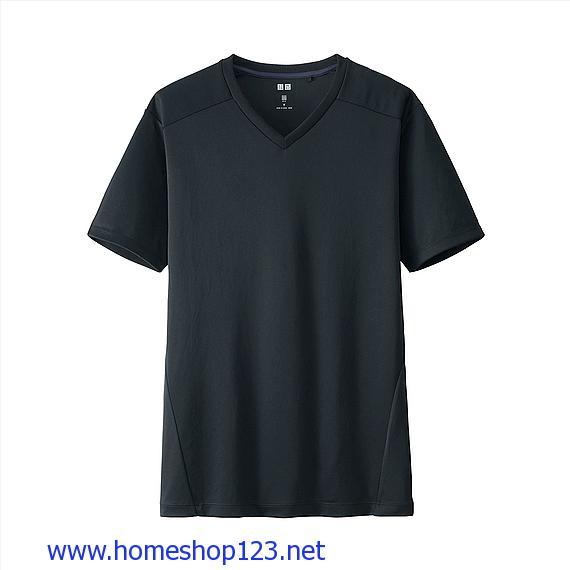 Áo phông thể thao nam Dry Uniqlo