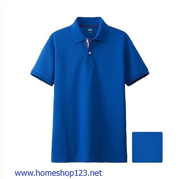 Áo Phông Polo Nam Uniqlo Công Nghệ Dry-Kháng Khuẩn