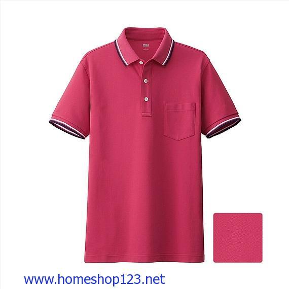 Áo Phông Nam Uniqlo Nhật Bản 13 red