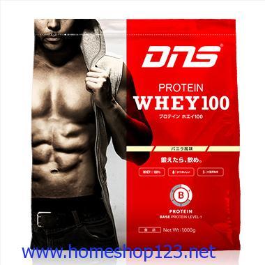 Sữa tăng cơ Protein Whey100 Nhật Bản 1000g
