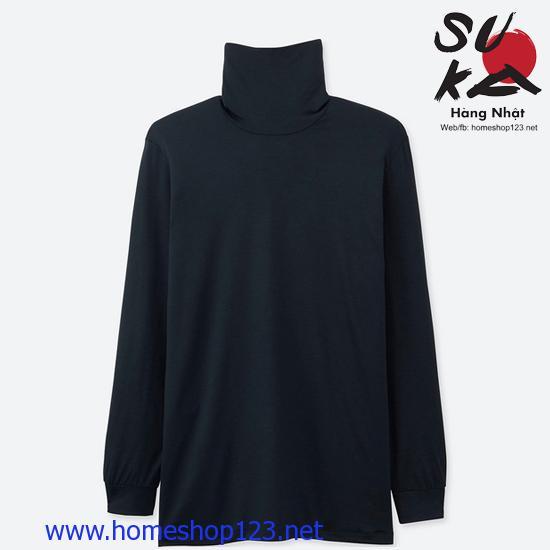 Áo Giữ Nhiệt Nam Cổ Lọ Uniqlo 400222