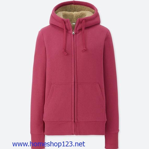 Áo Khoác Cotton lót lông Cừu Uniqlo 408693