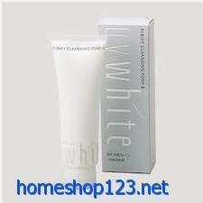 Sữa rửa mặt Shiseido UV White