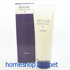 Sữa rửa mặt Shiseido Revital Cleansing Foam