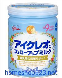 Sữa Glico (icreo) 9 dành cho bé 9 tháng-3 tuổi
