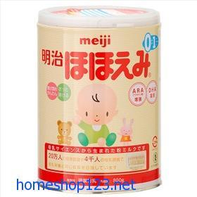 Sữa Meiji số 0 dành cho bé từ 0-9 tháng tuổi