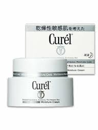 Kem dưỡng da Curel Whitening Moisture Cream