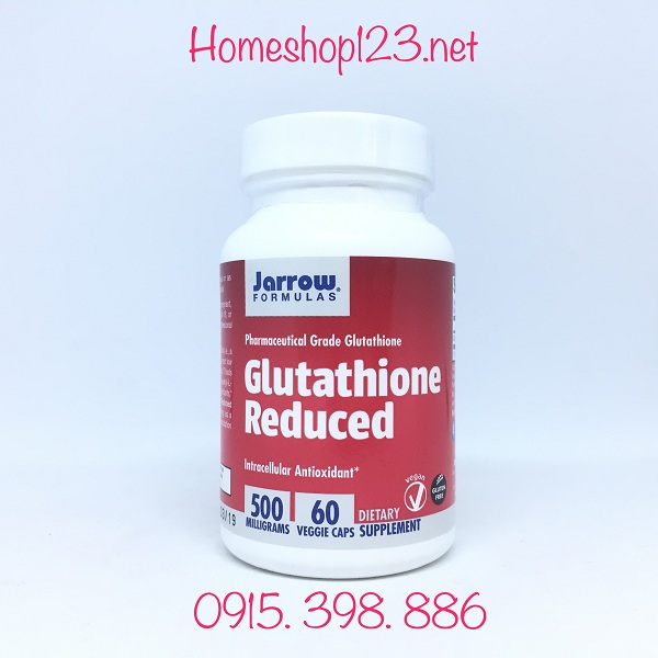 glutathione reduced Jarrow formulas