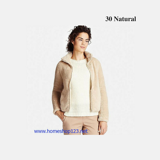 áo khoác lông cừu unqilo chính hãng