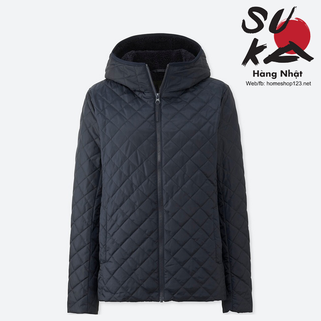 áo khoác lông cừu trần trám nhật bản mẫu mới màu navy