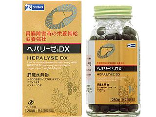Thuốc thảo dược cao cấp thải độc gan Hepalyse DX 280 vien