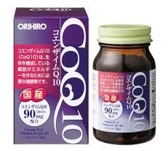 CoQ10 Orihiro 90mg loại 90 viên- Đẩy lùi quá trình lão hóa...