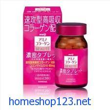 Meiji Collagen Q10 Beauty dạng viên chống lão hóa