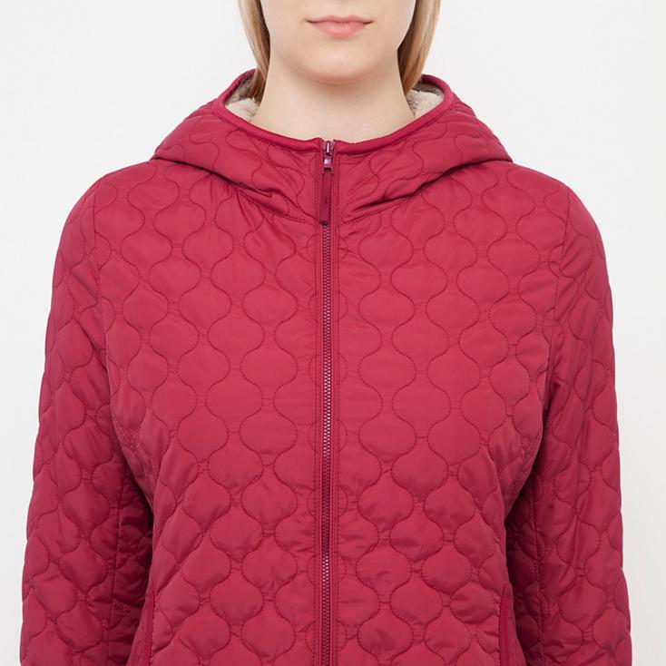 Áo khoác lông cừu Uniqlo - 15 Red