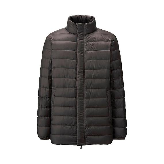 Áo lông vũ nam uniqlo dáng mới 2014- Đẳng cấp doanh nhân-39 Dar...