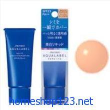 Kem nền Shiseido Aqualabel dành cho da dầu và hỗn hợp SPF 23 PA++...