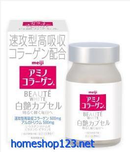 Meiji Beaute White 500mg - thuốc làm trắng da
