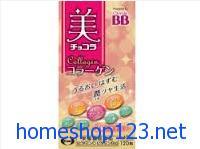 Chocola collagen BB Nhật Bản - 120 viên