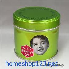 Kẹo dầu gan cá Kawai C20 bổ sung Vitamin A,C,D 200 hạt