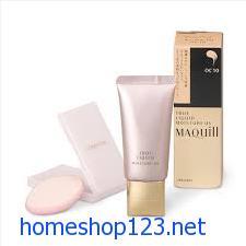 Kem nền Shiseido Maquillage dạng lỏng giữ ẩm cho da