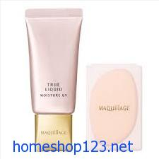 Shiseido Maquillage kem nền dạng lỏng UV PO10