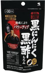 Tỏi đen Nhật Bản dạng gói 30 viên