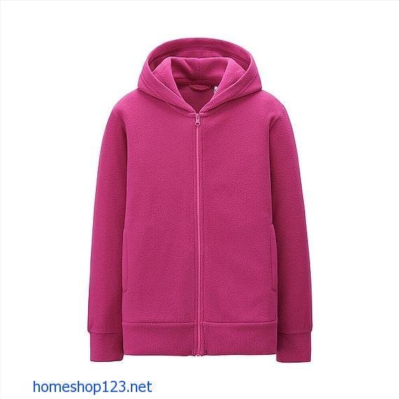 Áo khoác lông cừu Heatech Uniqlo cho bé yêu Mềm - Ấm - Nhẹ