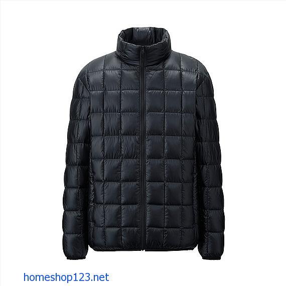 Áo lông vũ nam uniqlo mẫu mới nhất 2014 09 Black