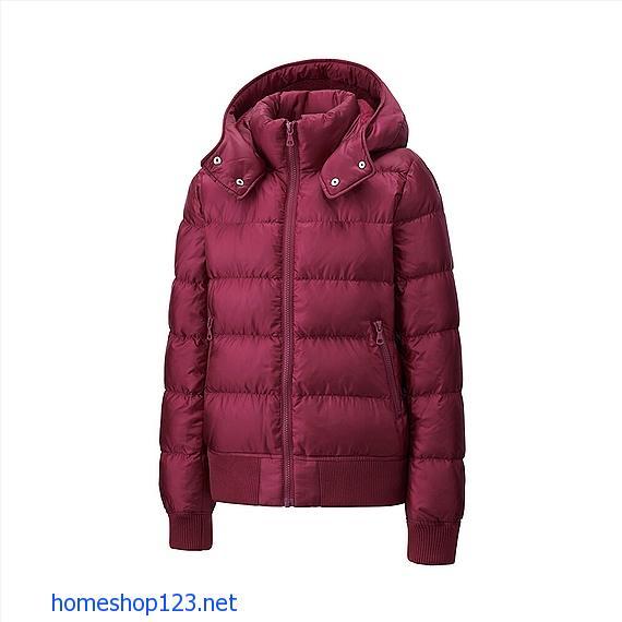 Áo lông vũ siêu ấm Uniqlo 2014 -Phong cách mới