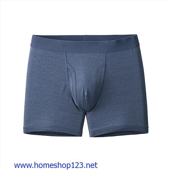 Quần Sịp Nam Uniqlo  AISISM Comfort Unlimited 67 Blue