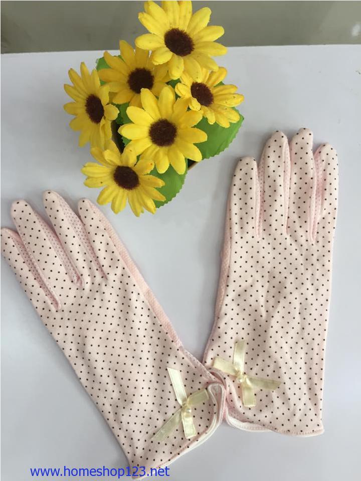 Gang tay đi nắng chống tia UV Nhật Bản