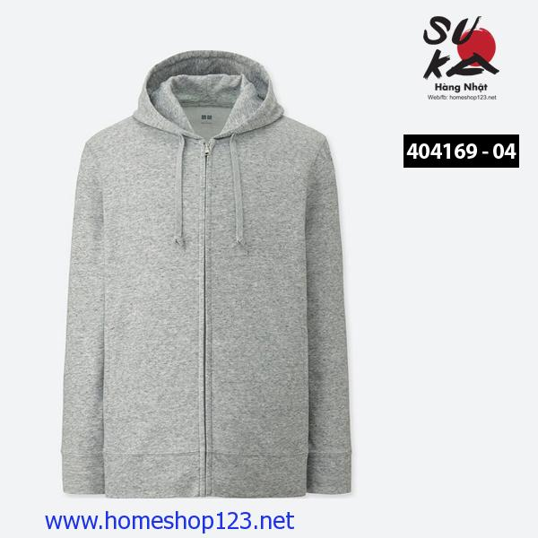 Áo chống nắng Nam Uniqlo 404169 - 04 Gray