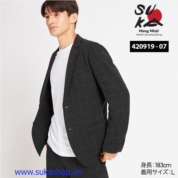 Áo Vest Demi Nam Uniqlo Nhật Bản - 420919