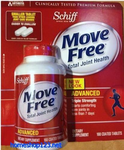 Move Free Advanced Triple Strength Schiff đặc trị bệnh xương khớp